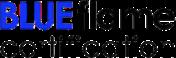 Blue Flame logo